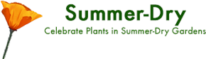Celebrate plants in summer-dry climates