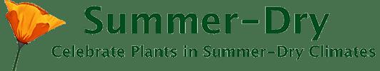 Summer-Dry | Celebrate Plants in Summer-Dry Gardens Logo